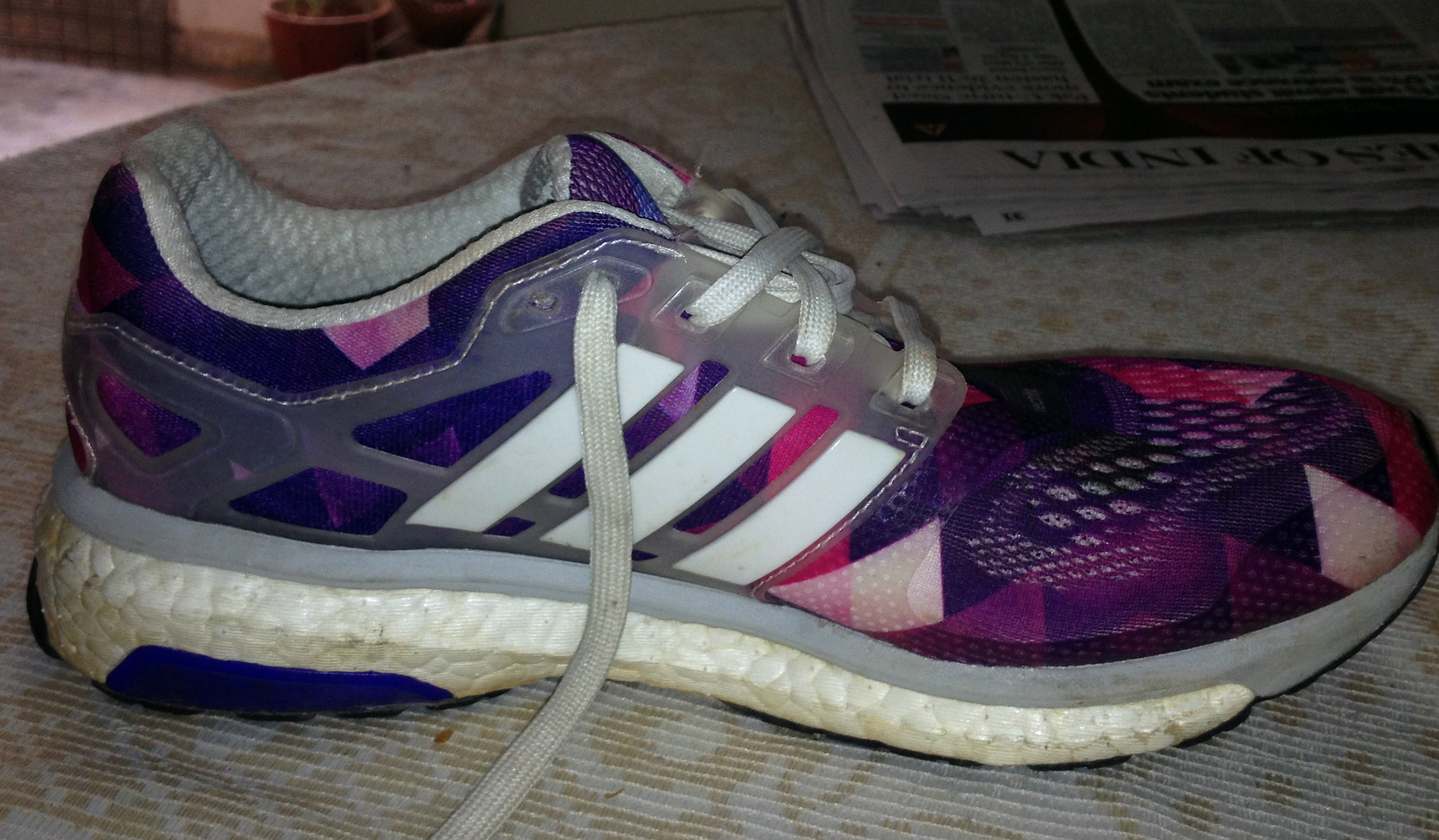Adidas Energy Boost Esm Review